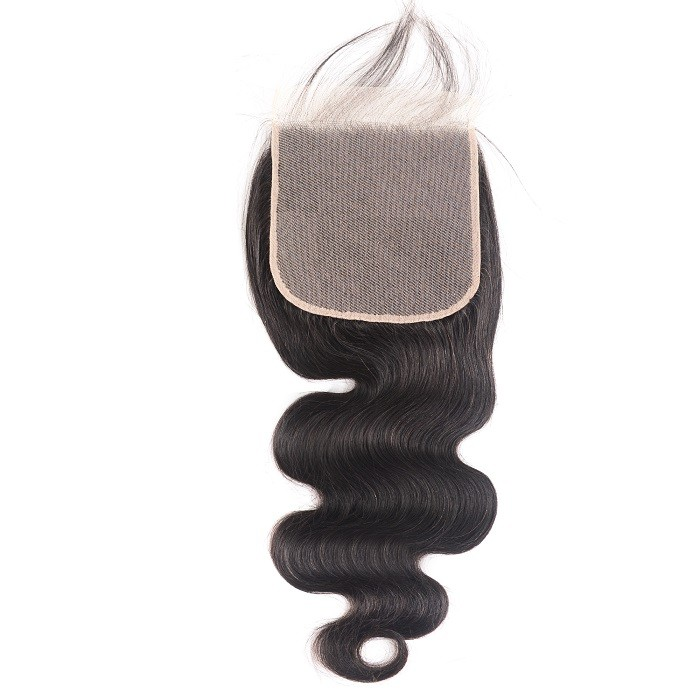 Kriyya Body Wave Natural Hairline With Baby Hair 6x6 Lace Closure Unprocessed Virgin Hair