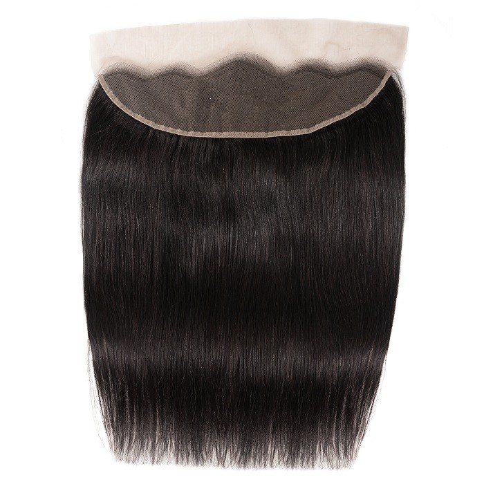 Kriyya New Arrived Straight Virgin Remy Hair 13x4 Lace Frontal Free Part