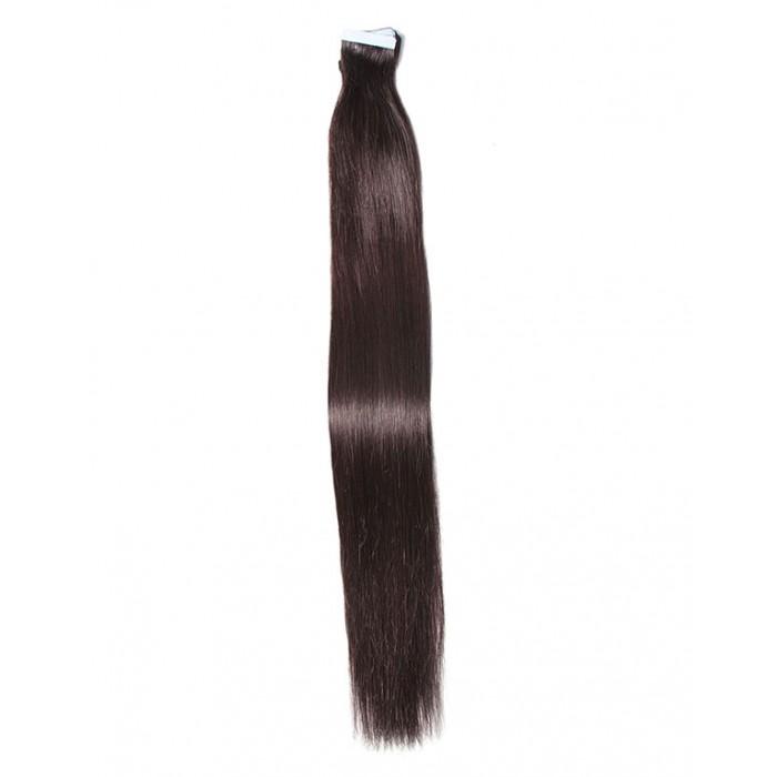 Kriyya Best Tape In Hair Extensions Natural Black 100 Human Hair