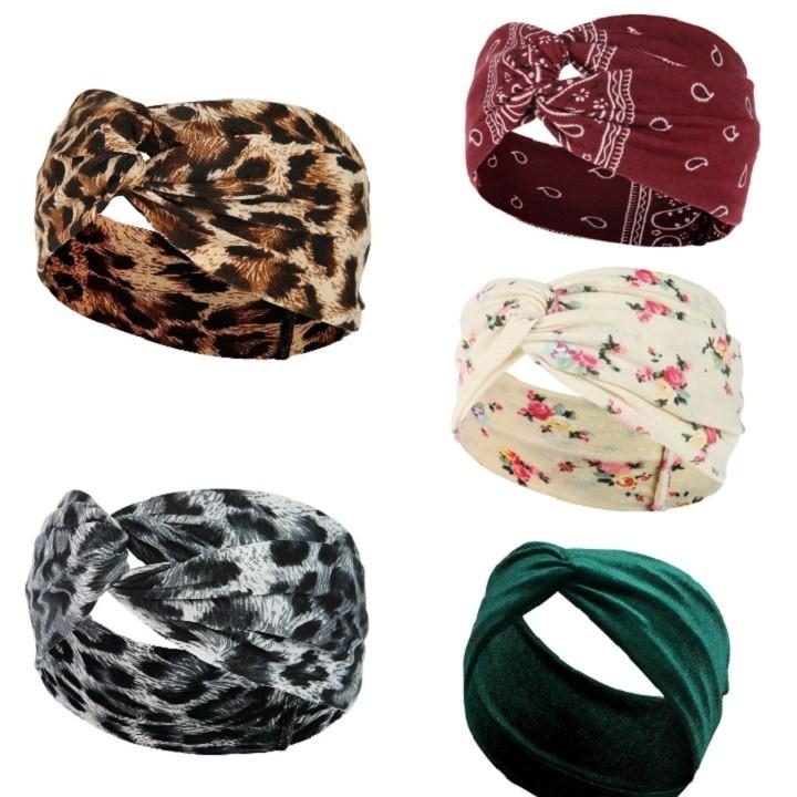 Knot Headbands 5 Pack