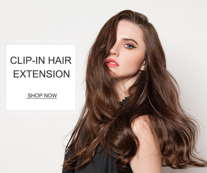 Remy Human Hair Clip In Hair Extensions