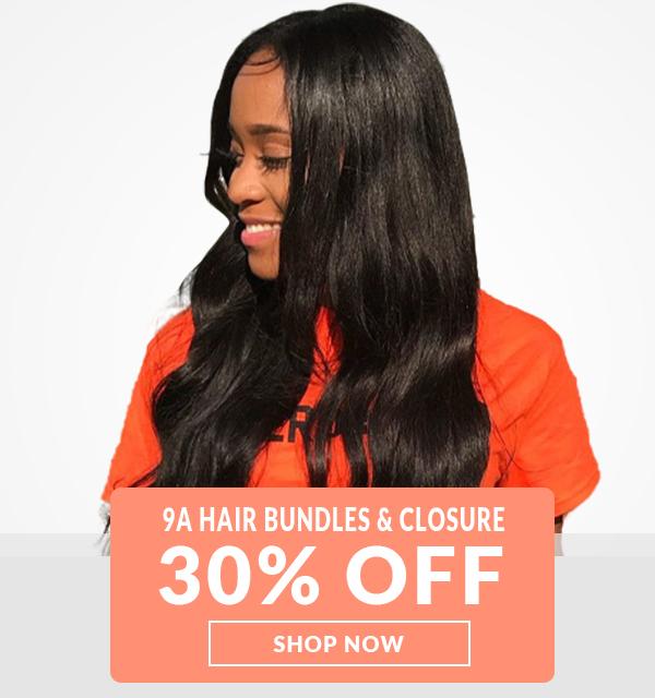 big sale hair bundles and closure