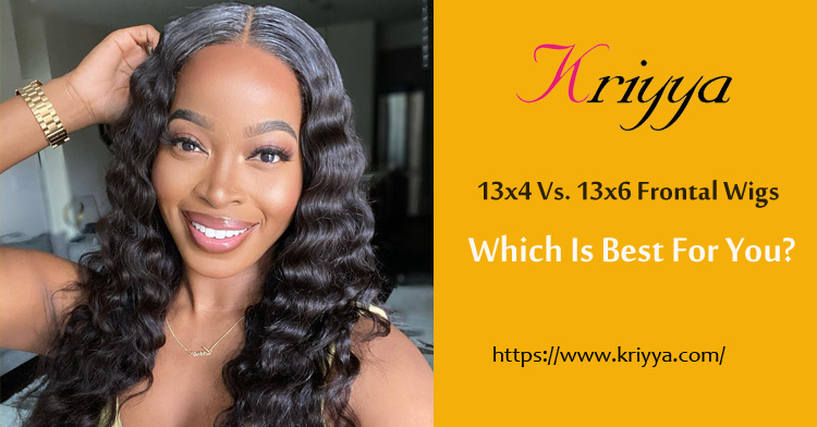 13X4 Lace Vs. 13X6 Lace Frontal Wig: Which Is Best For You