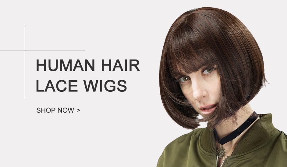 Human Hair Wig Collection