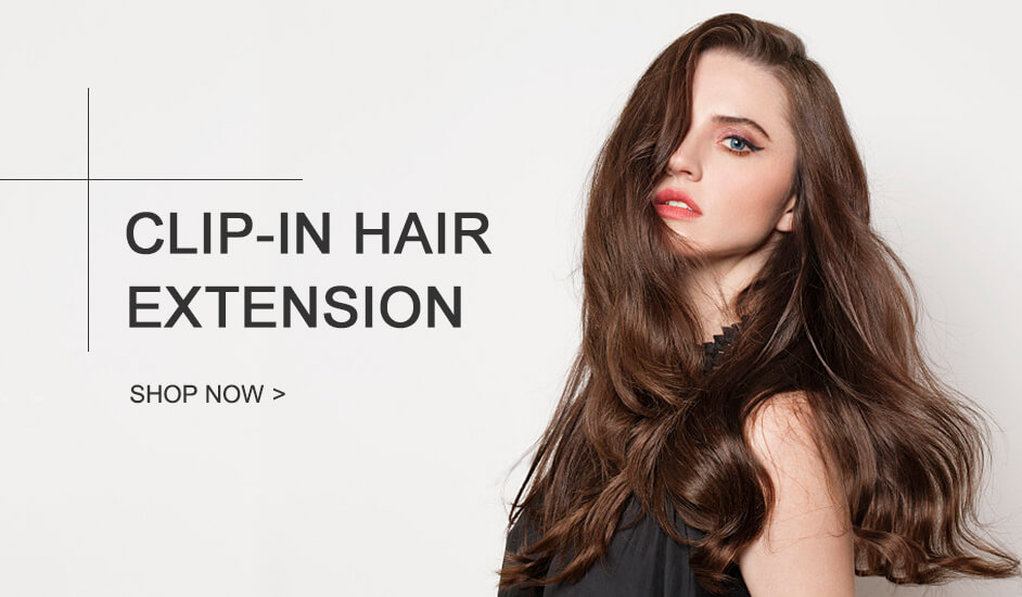 Clip In Hair Extensions Collection