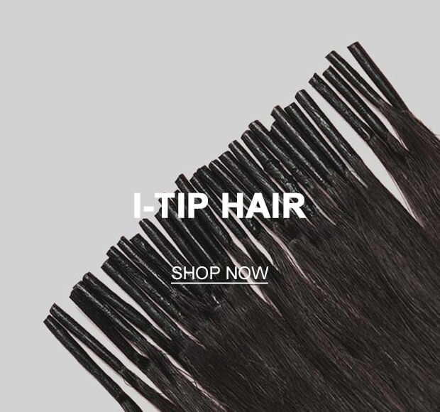 I-Tip Hair Extensions Collection