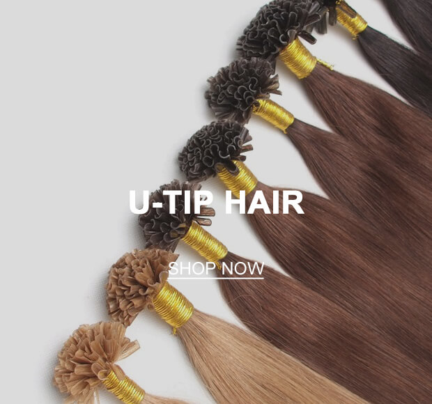 U-Tip Hair Extensions Collection