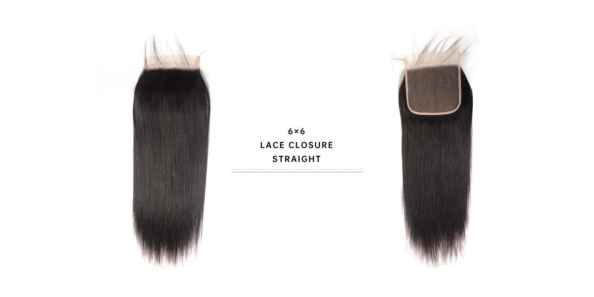 Body Wave Lace Closure Virgin Hair