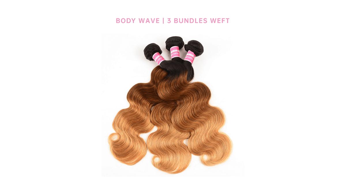 Body Wave Cheap Hair Bundles 3 Pcs Virgin Hair