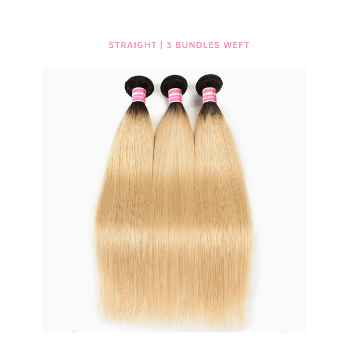 Straight Cheap Hair Bundles 3 Pcs Virgin Hair