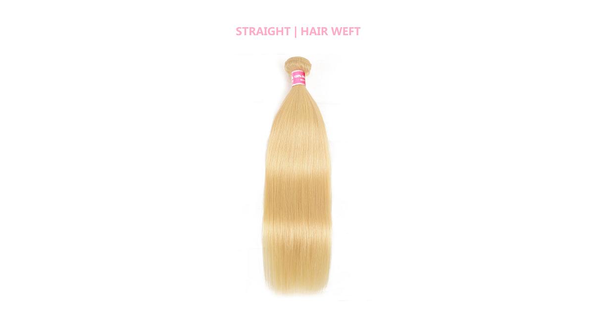 Human Hair 613 Straight weave