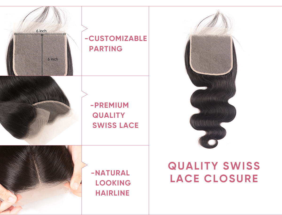 Body Wave Cheap Bundles With Closure