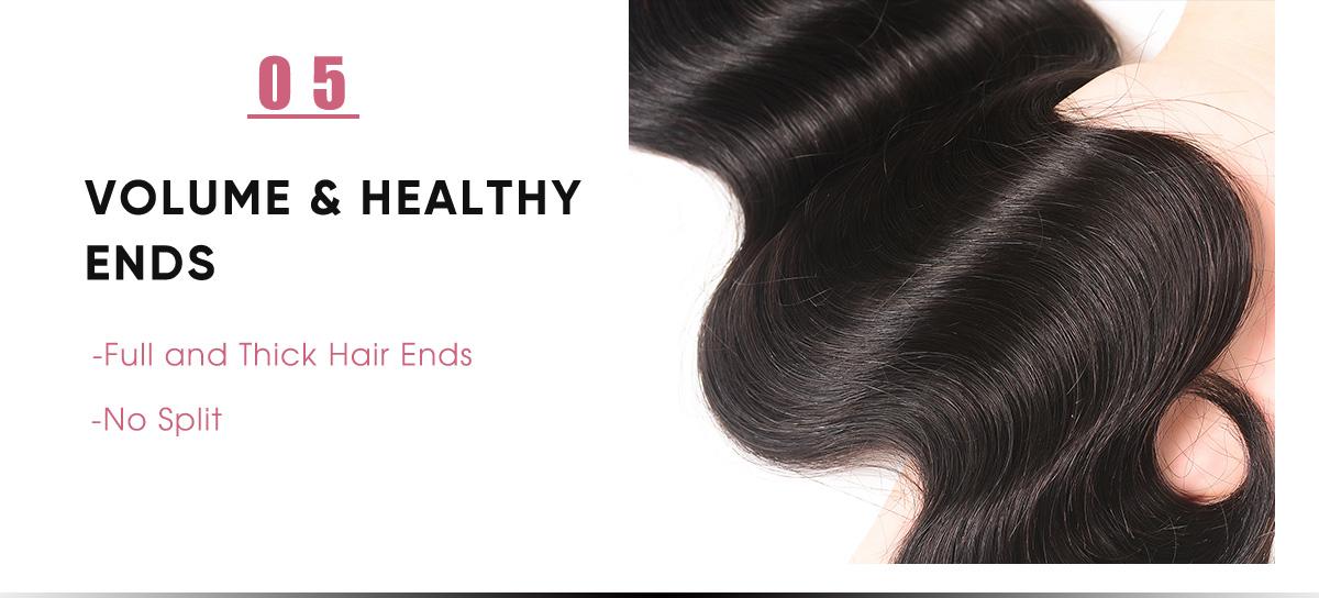 Brazilian Virgin Hair 7x7 Lace Closure