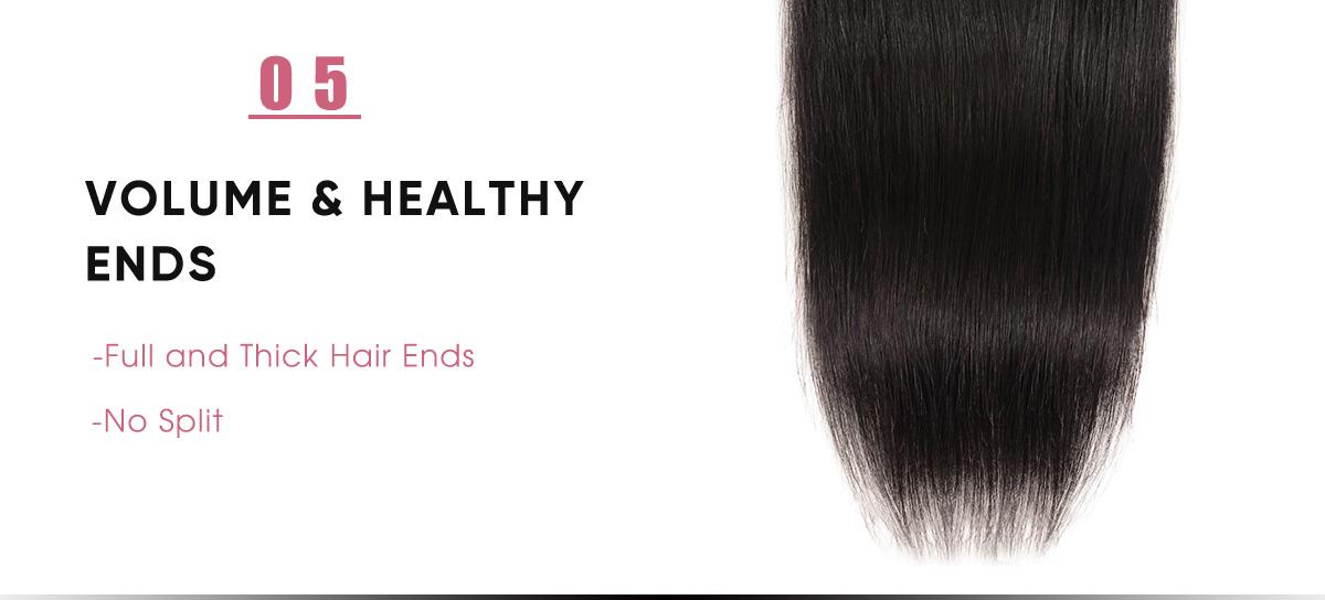 Straight Unprocessed Virgin Hair Lace Closure